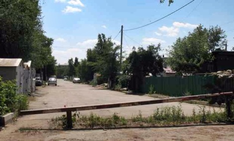 Самара, ул. Ивана Булкина