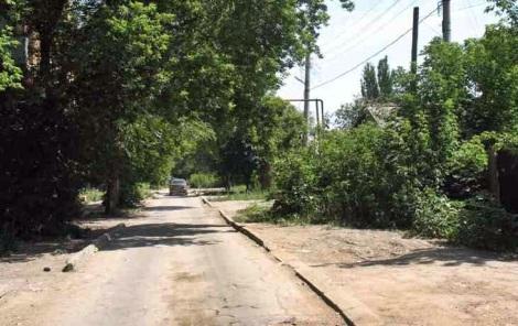 Самара, Колодезный переулок