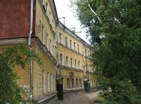 в этих дворах жили боссы советского Машстроя