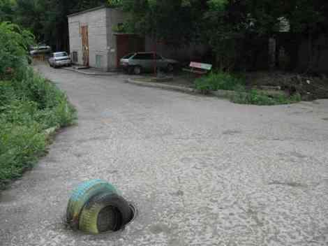 Хибинский переулок, сойдет и так