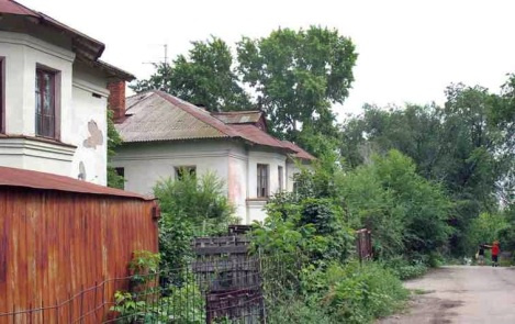 изысканные дома ул. Структурной