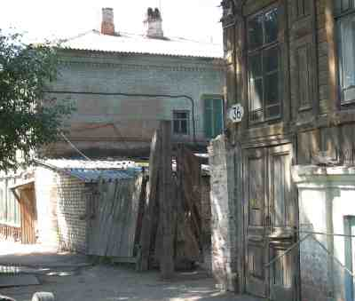 Чапаевской без бани нельзя