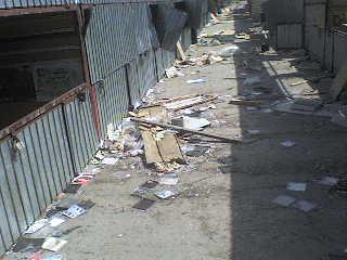 май 2008 - следы разорения