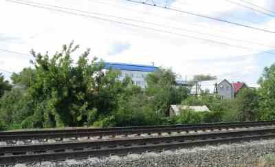 железная дорога у Скадо