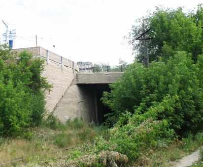 подъезды к старому мосту
