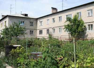 поселок-сад-огород