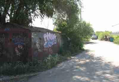по этой дороге ул. 22 партсъезда - кабельная редко кто ездит, дорога в никуда