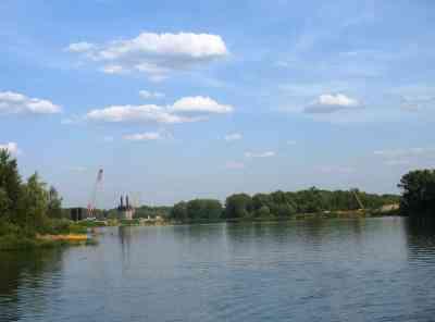 строительство нового Кировского моста