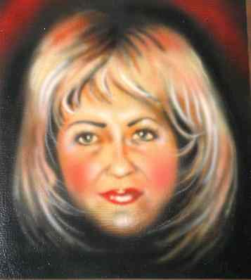 Ольга Танаева (портрет Игоря Танаева)