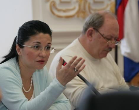 Елена Лебединская и работодатель (с сайта city.samara.ru)