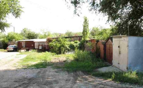 Самара, ул. Кабельная в районе ул. 22 партсъезда
