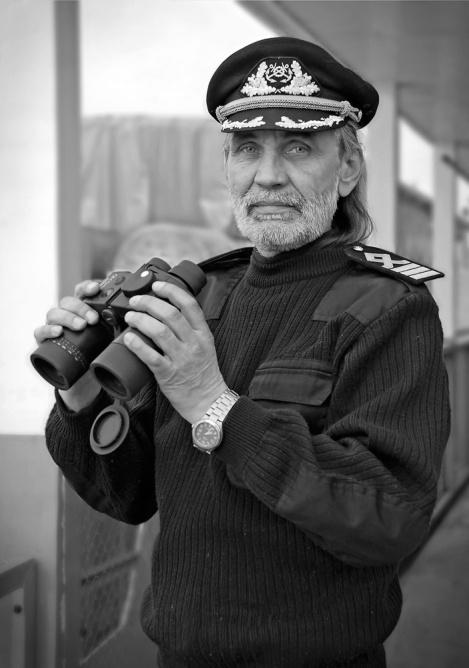 Капитан из Затона
