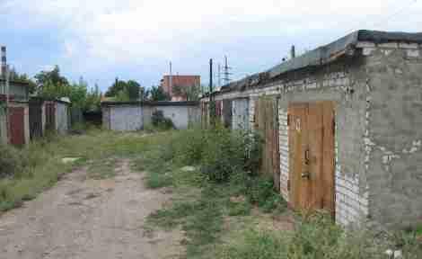 Самара, между ж/д платформой Киркомбинат и Заводским шоссе