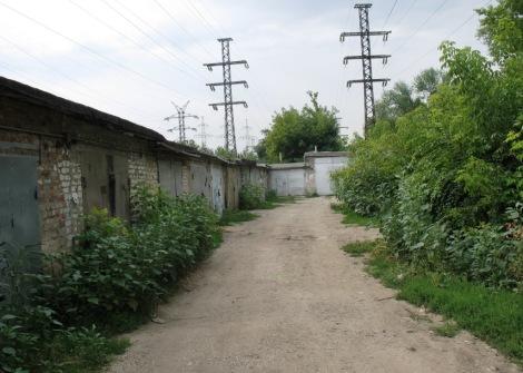 Самара, ул. Елизарова-Олимпийская