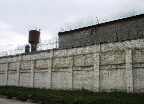 Тюрьма способна произвести впечатление
