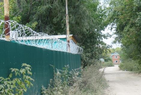 Самара, район Тюрьмы на ул. Кабельной