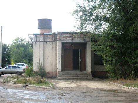 магазин и буфет в 5 поселке Киркомбината