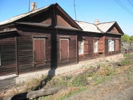 Самара, дом на 130 км