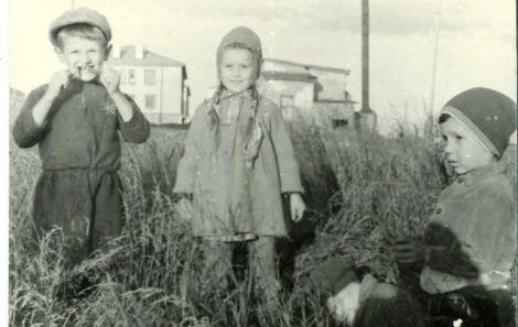 этот район и его дети почти 50 лет назад