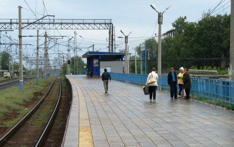платформа Киркомбинат