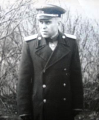 Дмитрий Сугак, 1954 год Молотов (Пермь)