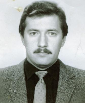 гусар-красавец и просто архитектор Валера Лопаткин