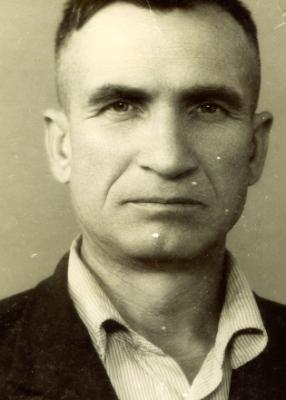 отец Виктора, ветеран 9 ГПЗ - Николай Симанский