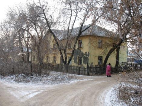Луганская 10, 1952 год