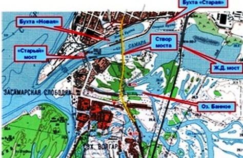 план района (с сайта