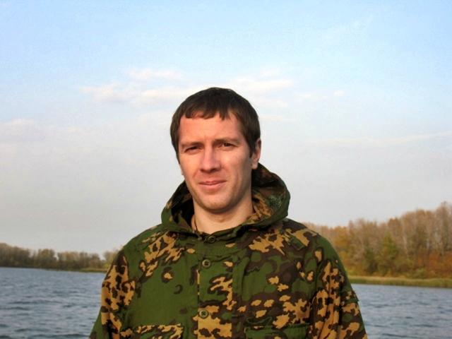 полный кавалер Ордена Мужества наш земляк Сергей Морозов