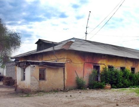 бараки на Ракитной сохранились