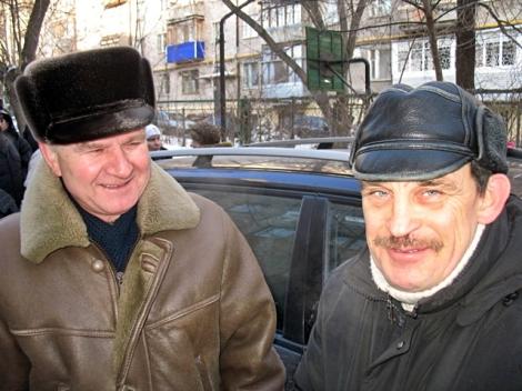 Клименко слева