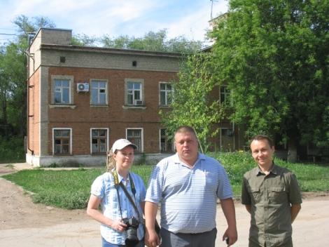 Нина, Сергей, Александр Ирдуллин