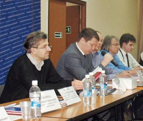 социолог Звоновский, депутат Матвеев