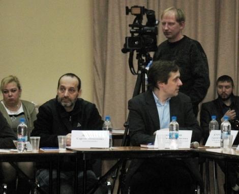 Сергей Лейбград, Михаил Аншаков