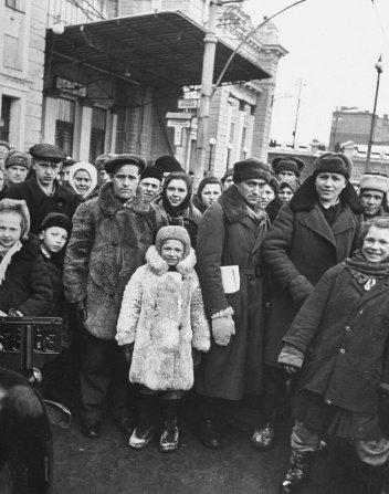 народ в СССР был непритязательным