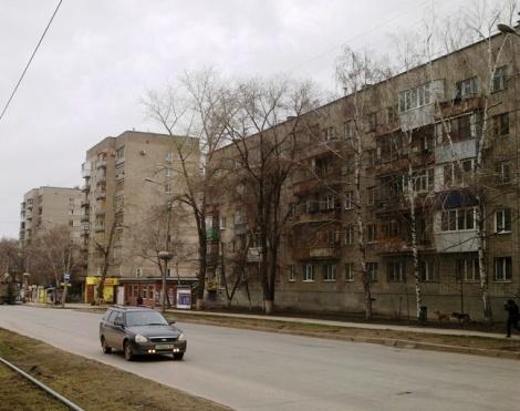 эту территорию преобразили при Алексее Росовском