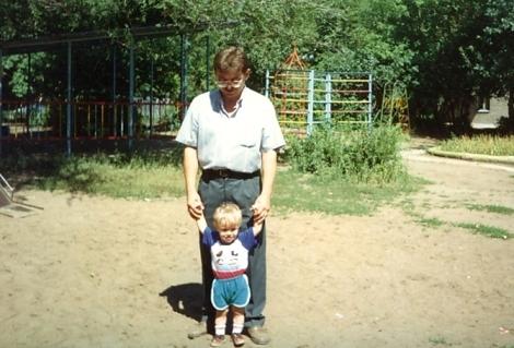 проблемы растут вместе с собственными детьми - Олег 15 лет назад