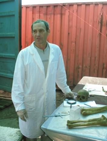 Антрополог Александр Александровч