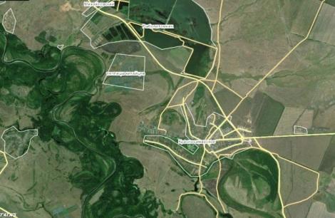 по карте там орудуют китайские овощеводы