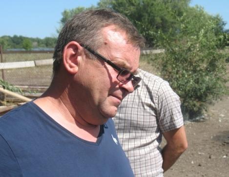 фермер Александр Валочкин - среди крестьян мне чаще попадались трудяги