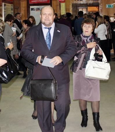 директор школы, депутат и натуралист Алексей Дегтев