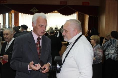 Борис Чернышов и Владимир Нехорошев