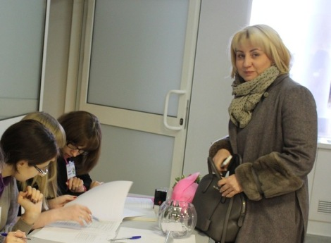 заместитель главного врача Самарской областной клинической  станции переливания крови Елена Кудинова