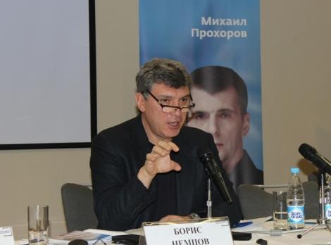 многие пришли именно на Немцова
