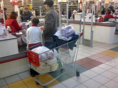 2 марта самарцы покупали как обычно