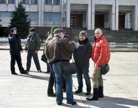 Нехорошев нашел двойника Яценюка