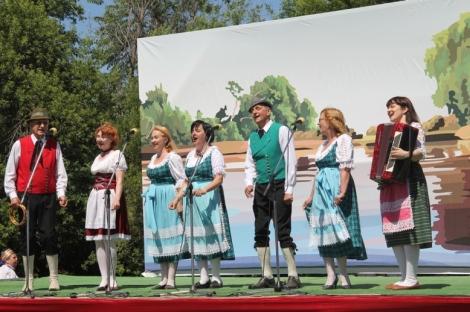 2014 - немцы на земле предков - в Кошках