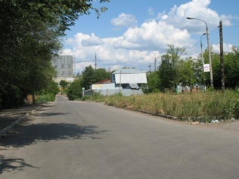 общий вид улицы