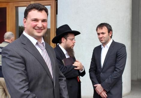 Максим Хайкин, Евгений Серпер